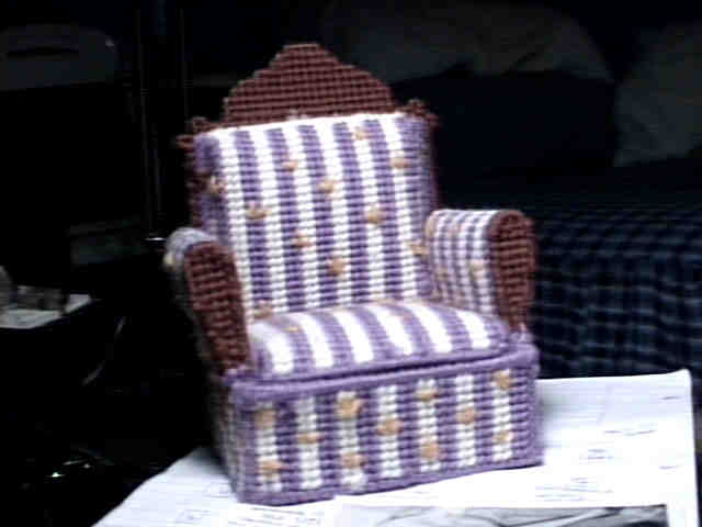 Regal chair front