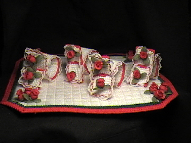 Christmas Placemat Set