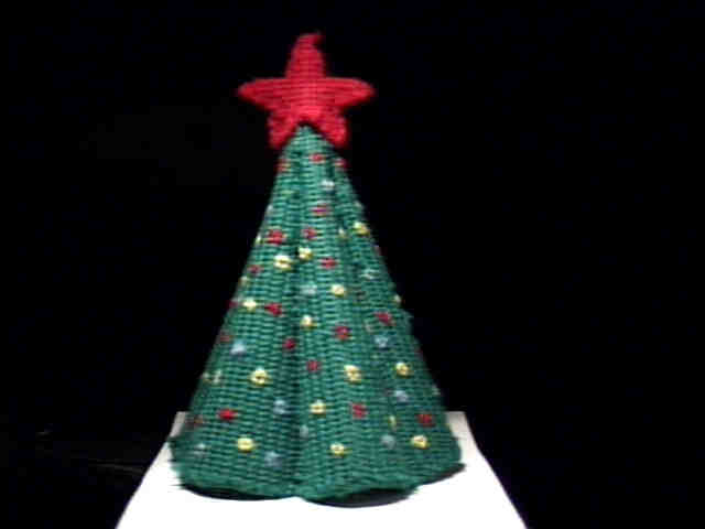 Christmas Tree front