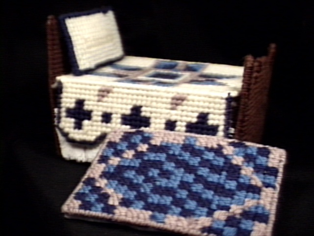 doll bed coasters shown