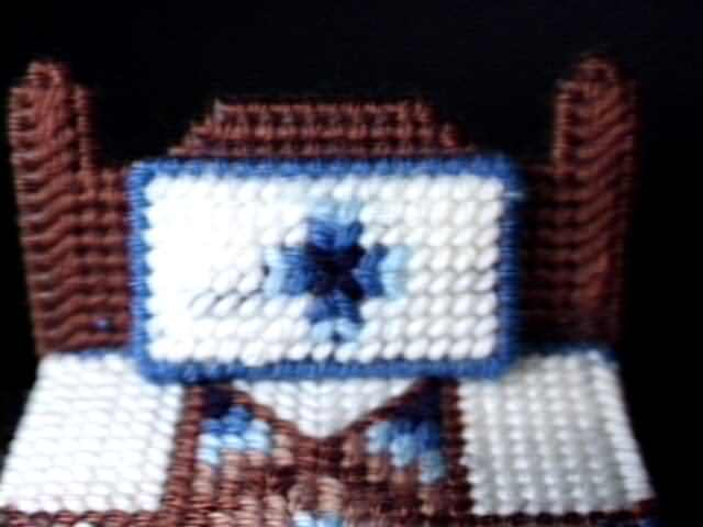 doll bed pillow