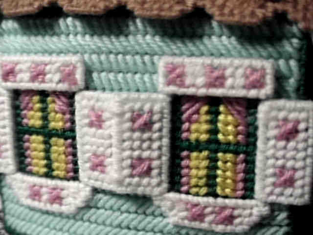 Cottage box cover windows