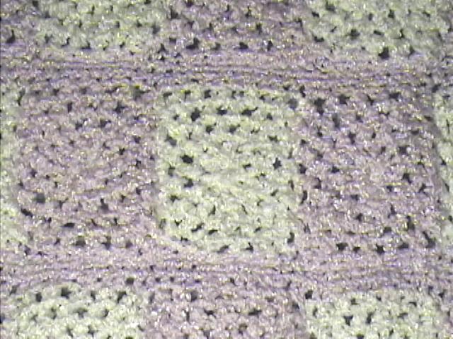 Blanket Granny Squares