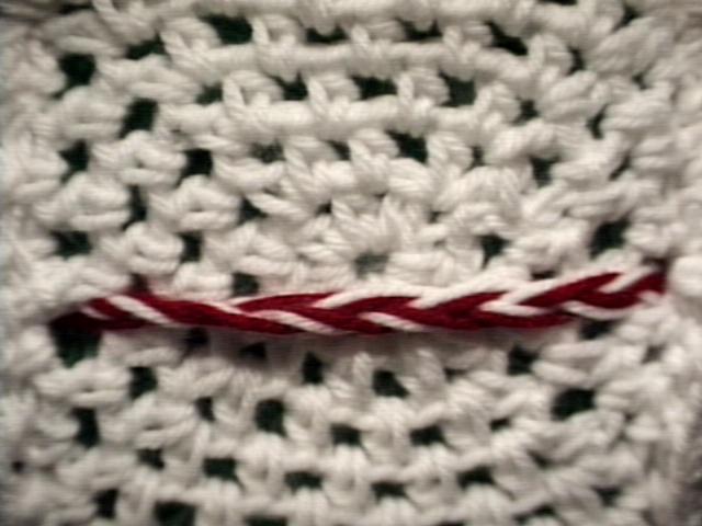 braided ribbon
