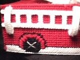 Fire Truck ladder