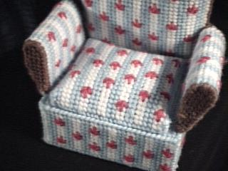 Regal chair seat cushion