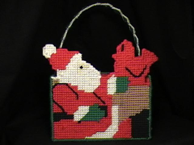 Santa's Christmas Basket