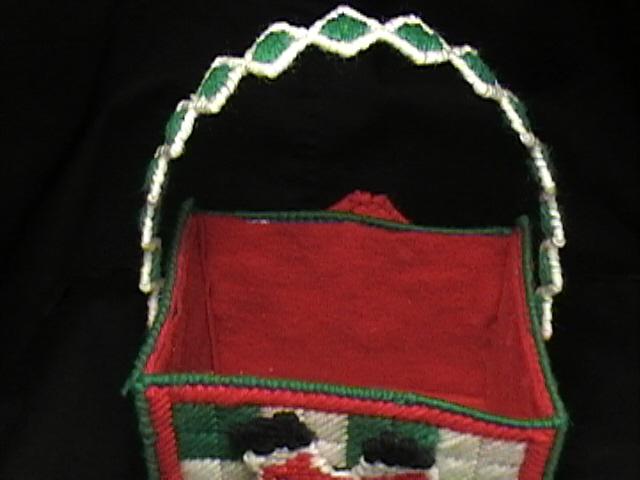 basket inside