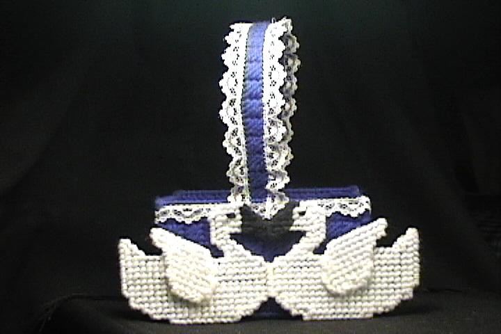 Sweetheart Gift Basket Navy