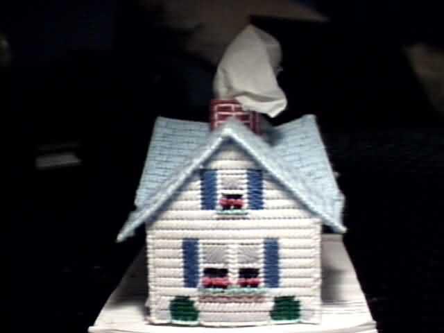 Windowbox cottage side